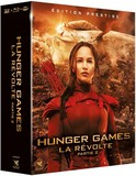 Blu-ray 3D Hunger Games 4 la Révolte Partie 2 - Test Blu-ray 3D