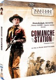 Blu-ray Comanche Station - Test blu-ray