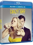 Blu-ray Crazy Amy - Test Blu-ray