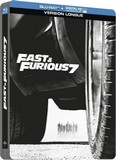 Blu-ray Fast and Furious 7 - Test Blu-ray