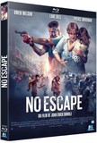 Blu-ray No Escape - Test Blu-ray