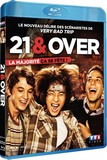 Blu-ray 21 & Over - Test Blu-ray