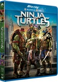 Blu-ray 3D Ninja Turtles - Test Blu-ray 3D
