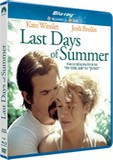 Blu-ray Last Days of Summer - Test Blu-ray